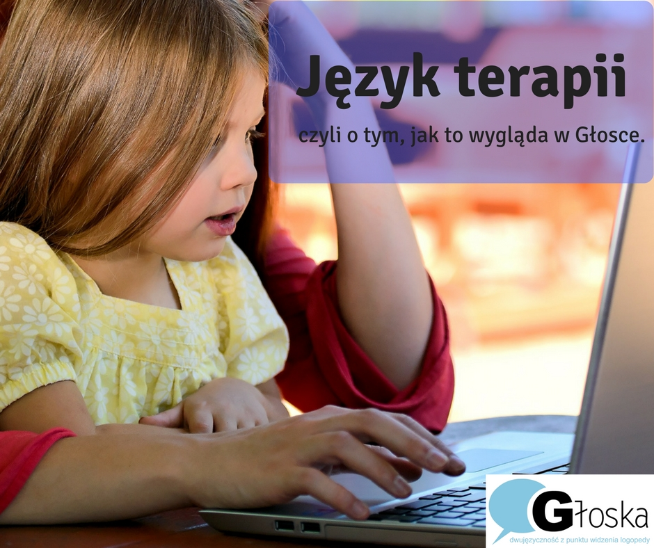 Język do terapii