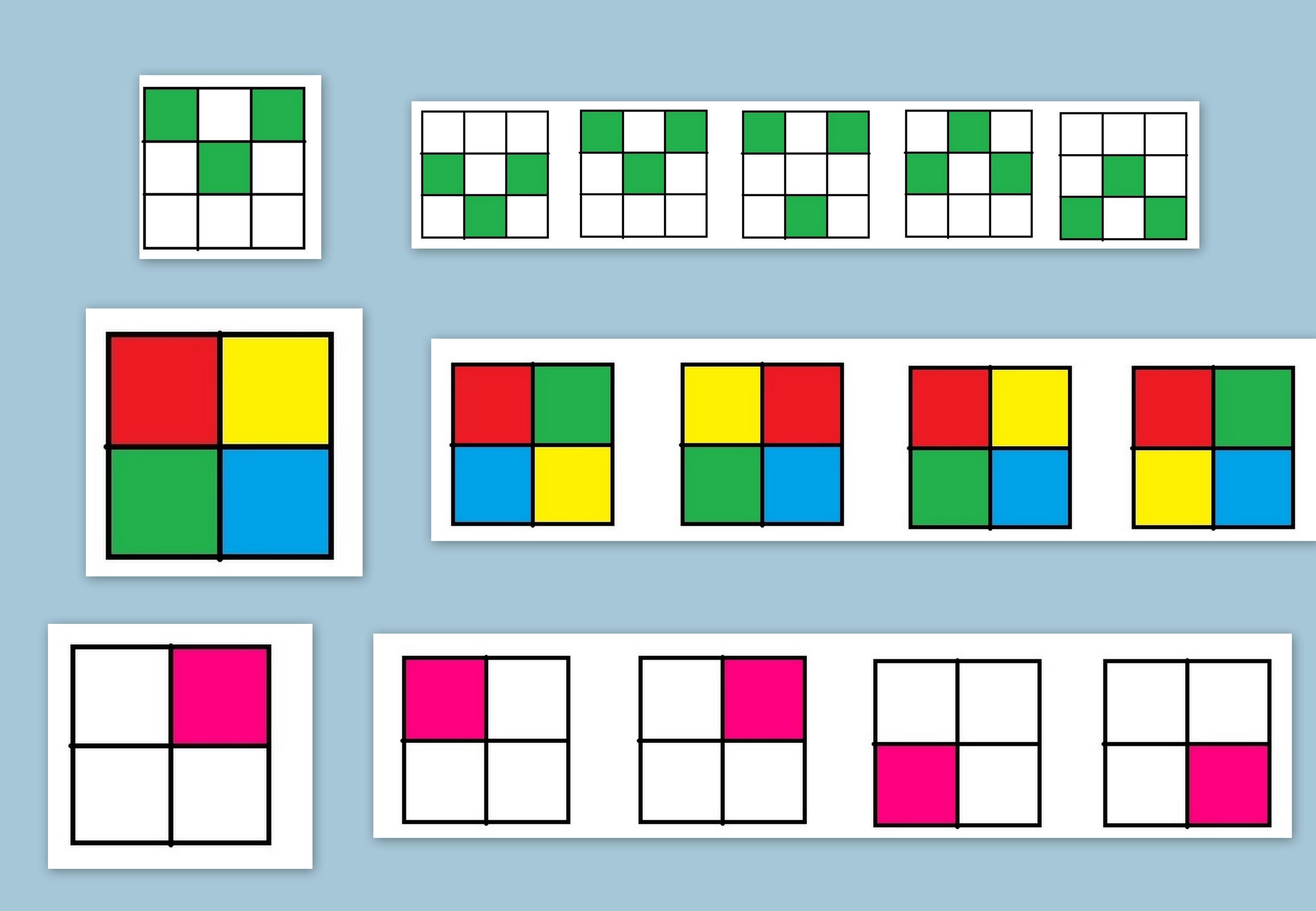 Wzory, wzory, wzory