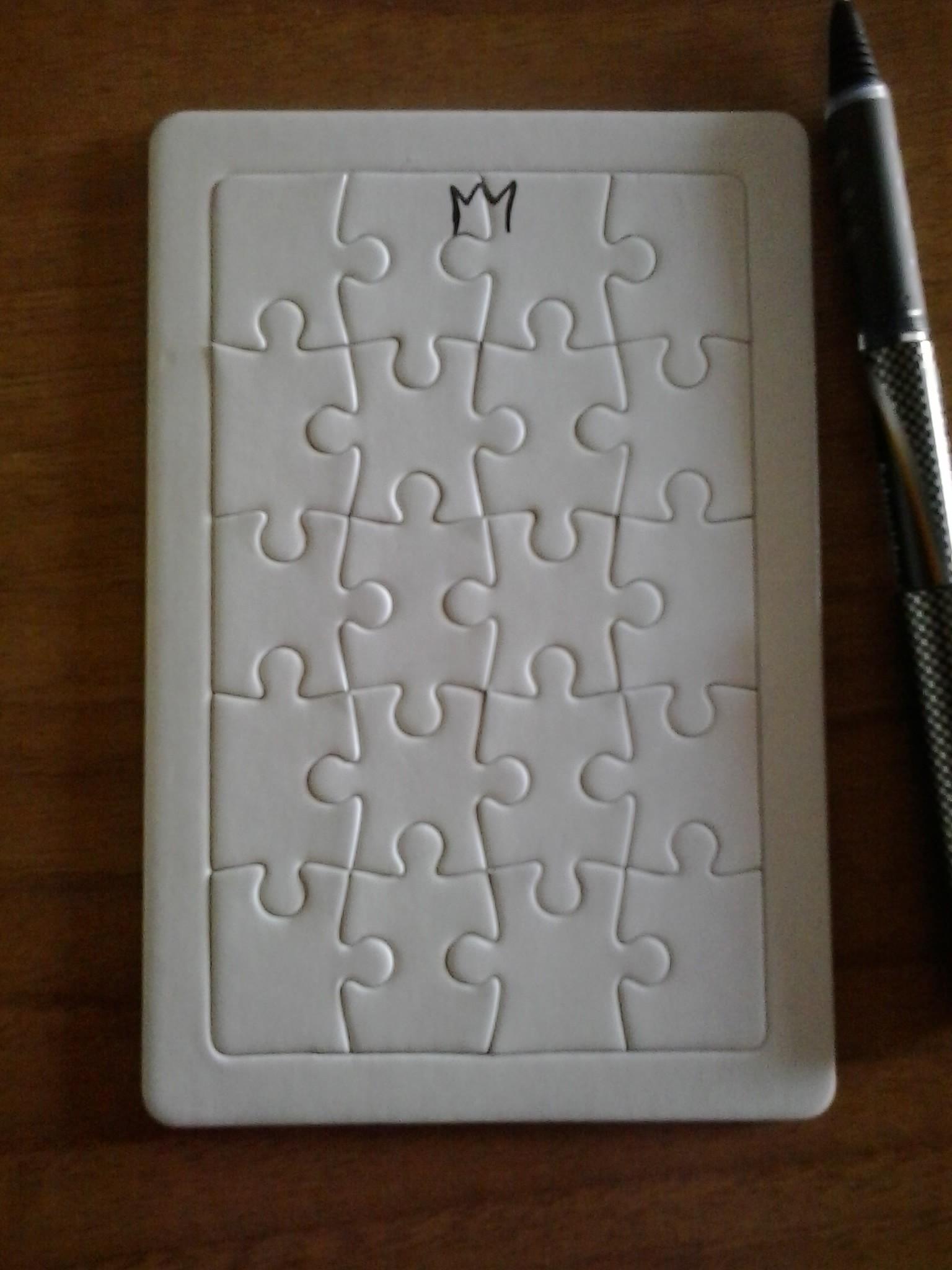 Namaluj puzzle