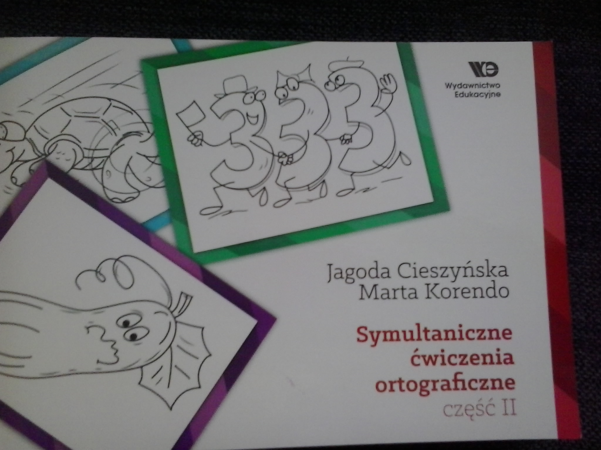 Ćwiczenia ortograficzne dla dzieci dwujęzycznych.