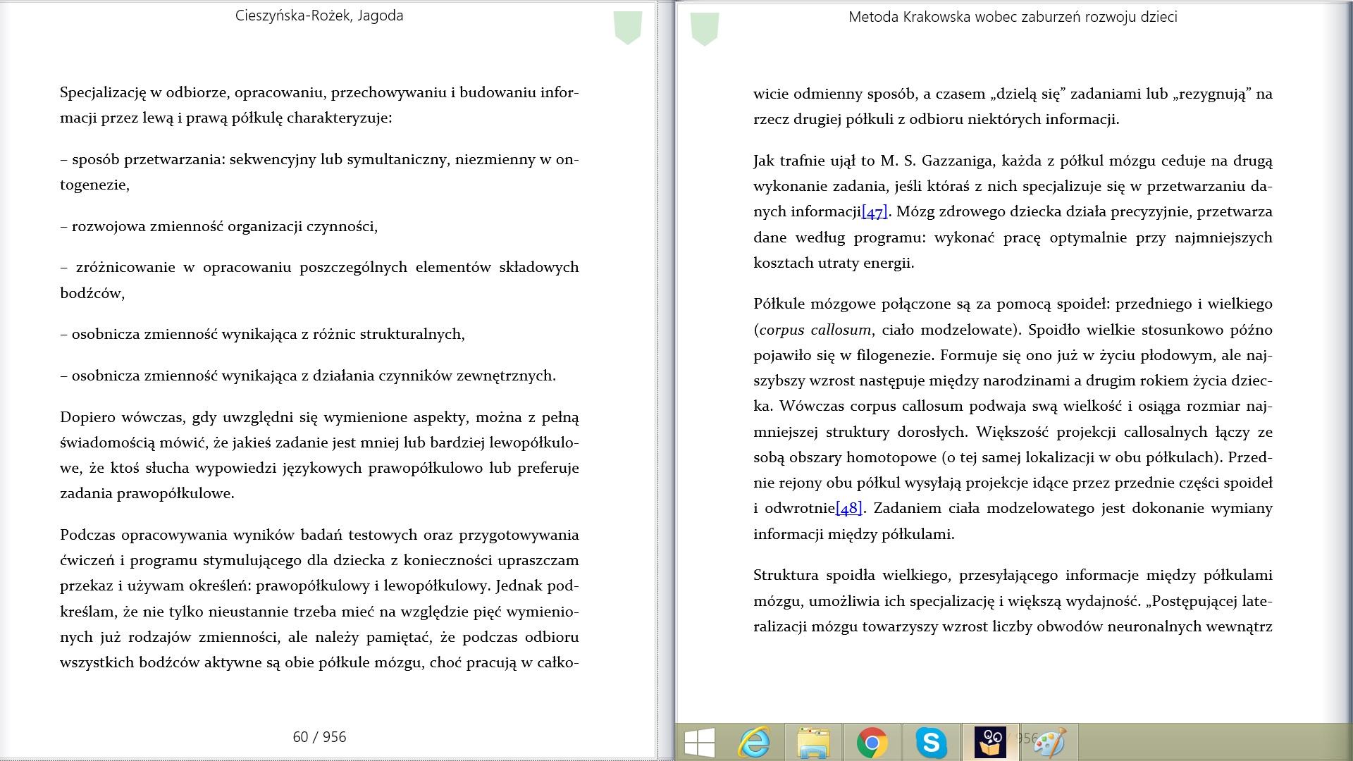 Co jeszcze warto wiedzieć o MK – wywiad z prof. Jagodą Cieszyńską – część trzecia